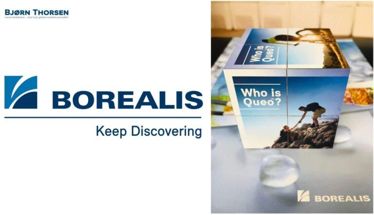 Borealis supplier of elastomers and plastomers