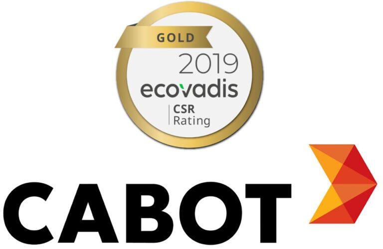 Cabot supplier Bjorn Thorsen distributor ecovadis sustainability