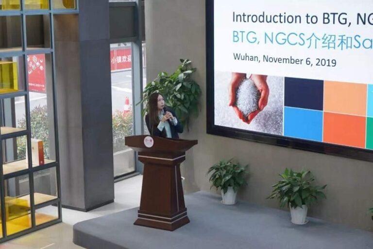 NGCS NGC CCS China Bjorn thorsen