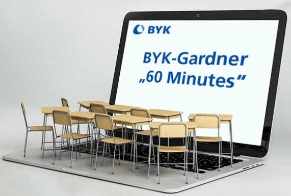BYK-Gardner webinars
