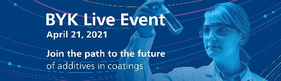 BYK-Chemie live event coatings